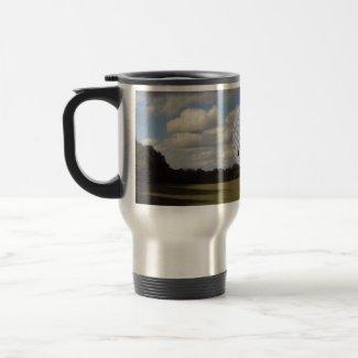 Golf World Travel Mug