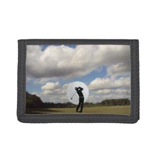 Golf World Tri-fold Wallet