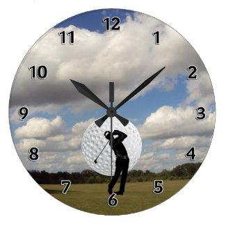 Man Cave Personalized Clocks