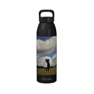 Golf World Water Bottle