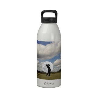 Golf World Reusable Water Bottles