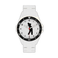 Golf Wrist Watch