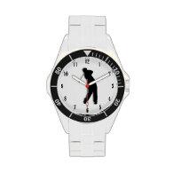 Golf Wrist Watch