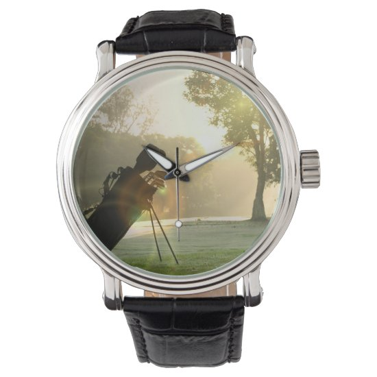 Golf Wristwatch