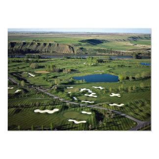 """Golf y club de campo del Cottonwood, al sureste de Invitación 5"""" X 7"""""""
