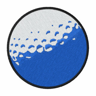 GOLFBALL EMBROIDERED JACKET