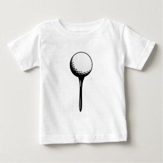 Golfball for Custom Golf Apparel Baby T-Shirt