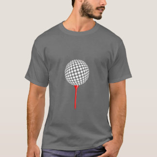 golfball t shirt