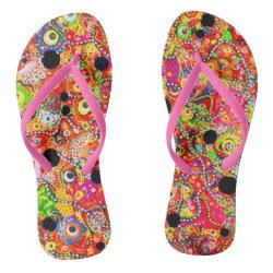 golfcake flip flops