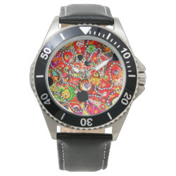golfcake pink watch
