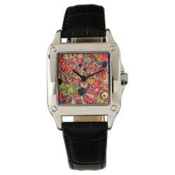 golfcake pink wristwatches