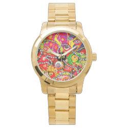 golfcake wrist watches