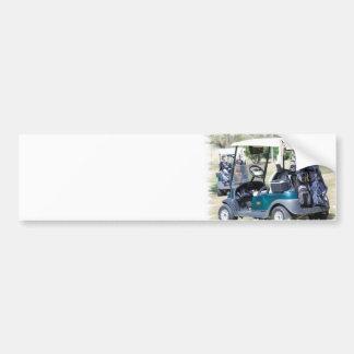 Golfcart  Bumper Stickers