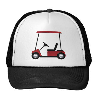 cool golf hats and cool golf trucker hat designs