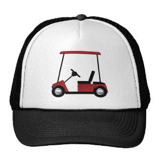 golfcart trucker hat