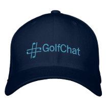 #GolfChat Hat