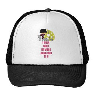 GolfChick Days Trucker Hats