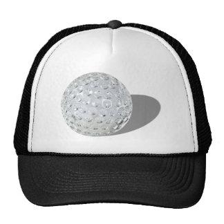 GolfCrystalBall092110 Trucker Hat