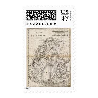 Golfe de Botnie Postage Stamp