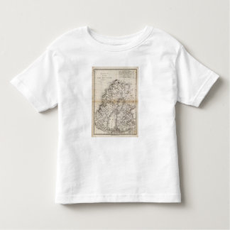 Golfe de Botnie Toddler T-shirt