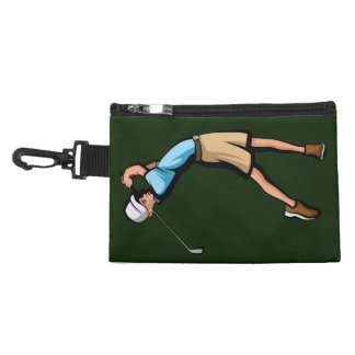 Golfer Boy Accessory Bag