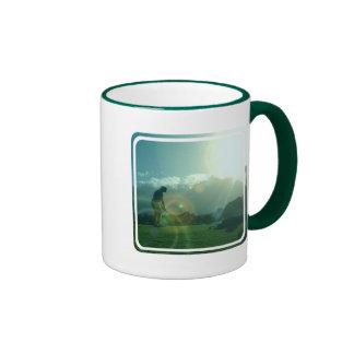 Golfer Coffee Mug
