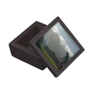 Golfer Design Premium Gift Box