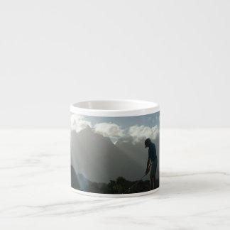 Golfer Design Specialty Mug Espresso Cup