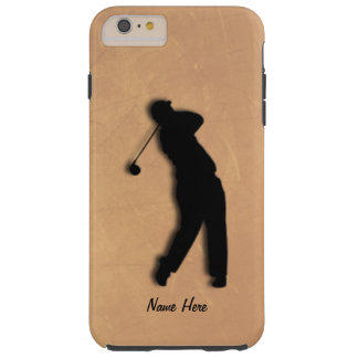 Golfer - Golf Tough iPhone 6 Plus Case