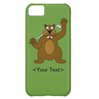 Golfer Gopher Just Go'fer It! Case For iPhone 5C