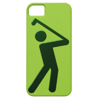 Golfer gulf more player iPhone SE/5/5s case