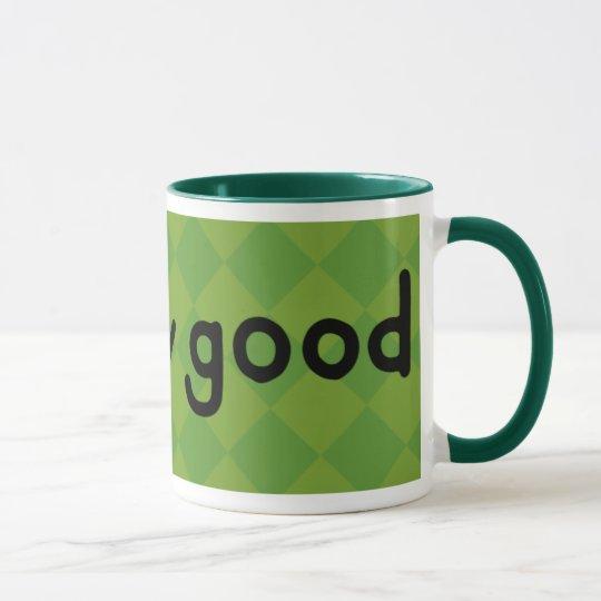 golfer gulp cup. mug