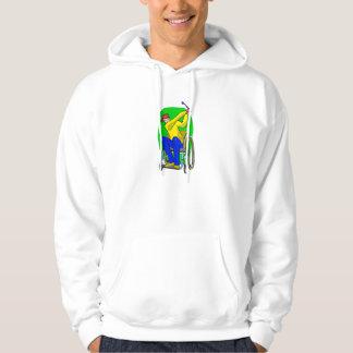 Golfer Hooded Pullover