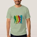 Golfer In Motion Tee Shirt