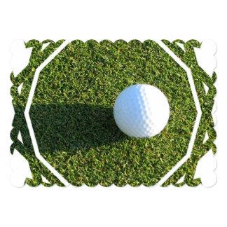 Golfer Announcement
