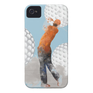 GOLFER - iPhone 4 case
