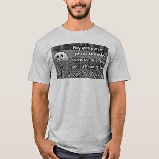 Golfer Joke T-Shirt