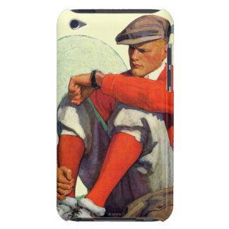 Golfer Kept Waiting Barely There iPod Cover