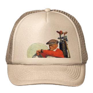 Golfer Kept Waiting Trucker Hat