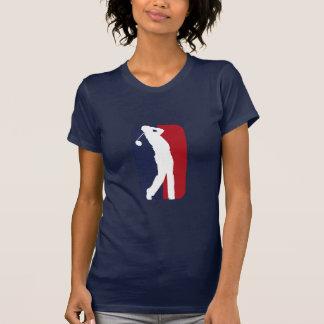 Golfer Liga Tee Shirts