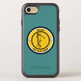 Golfer OtterBox Symmetry iPhone 8/7 Case