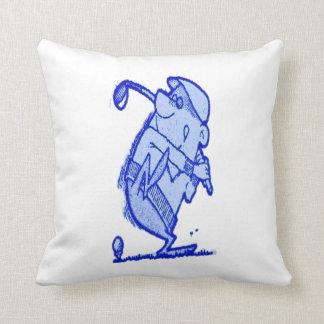 golfer pillows