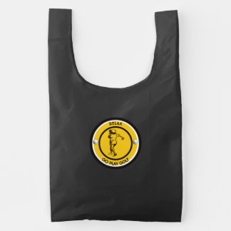Golfer Reusable Bag