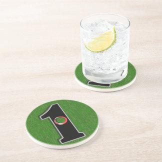 Golfer s Dream - Hole in One Beverage Coaster