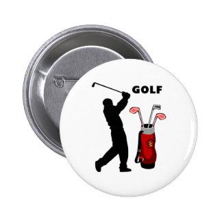 Golfers Button
