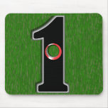 Golfer's Dream - Hole in One! Mousepads