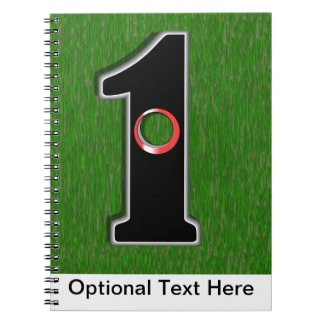 Golfer's Dream - Hole in One! Notebook