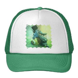 Golfer's Golf Caddie Cap Trucker Hat
