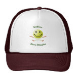 Golfers Have Dimples Smiley Hats