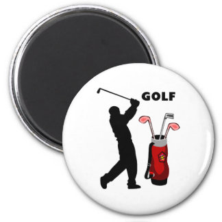 Golfers Magnet